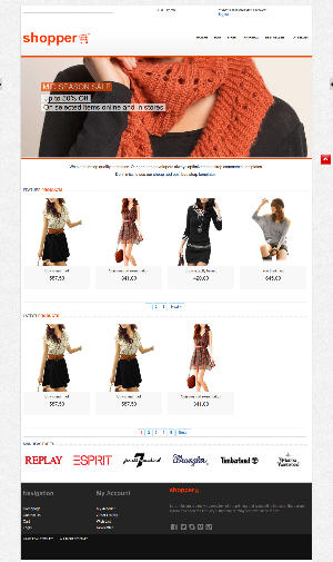 we are uploading preview image of shopper
